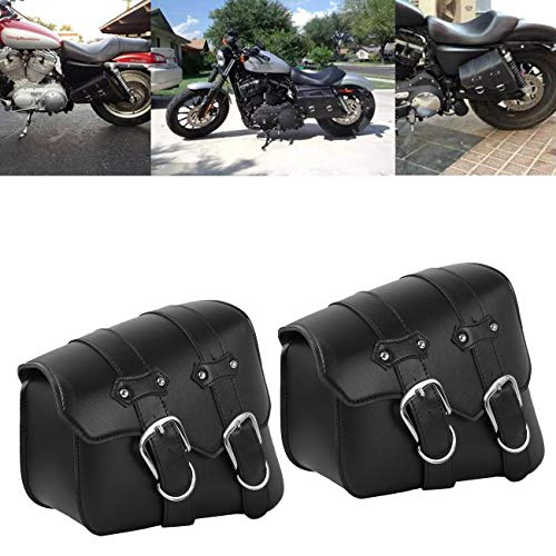 INNOGLOW Motorcycle Waterproof Saddle bags Side Bags for sale  Delivered anywhere in USA