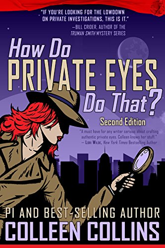 Book: How Do Private Eyes Do That? by Colleen Collins