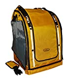 Celltei Pak-o-Bird - Gold color with Stainless Steel mesh - Medium Size review