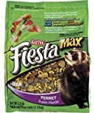 Small Animal Supplies Kaytee Fiesta Ferret 2.5 Pounds