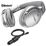 Bose QuietComfort 35 (Series I) Bluetooth Wireless Noise Cancelling Headphones -...