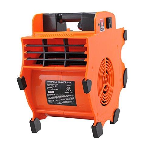 Heavy Duty Blower : Neiko a portable industrial fan blower speed