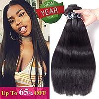 Amella Hair Brazilian Virgin Hair Straight Human Hair (20