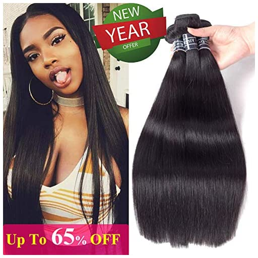 Amella Hair Brazilian Virgin Hair Straight (12