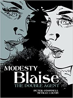 Book Modesty Blaise: The Double Agent