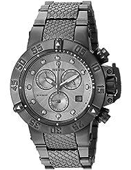 Invicta Womens Gabrielle Union Quartz Stainless Steel Casual Watch, Color:Black (Model: 23176)