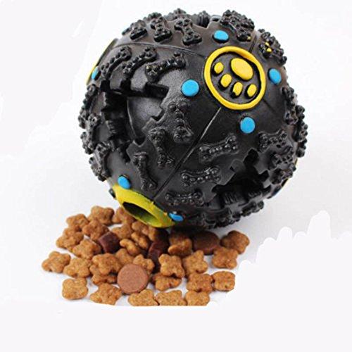 Corner Biz Pet - Fantastic Feeding Ball Sound Puzzle Pet Dog