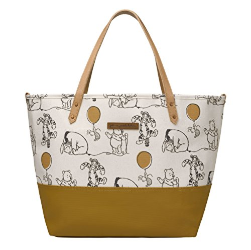 Petunia Pickle Bottom Downtown Tote, Winnie the Pooh and ()