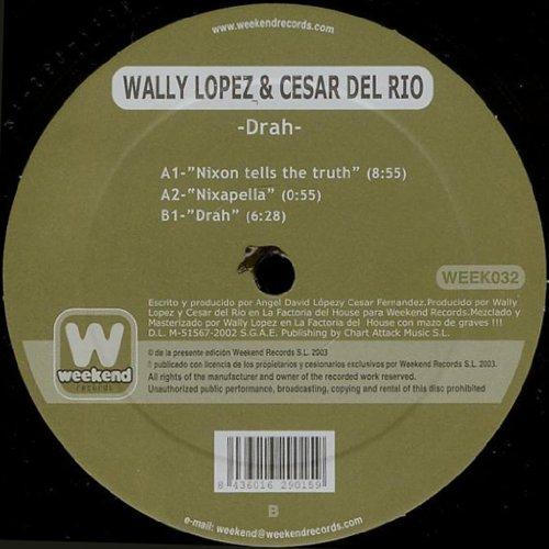 Wally Lopez - Nixon Tells the Truth [Vinyl] - Zortam Music