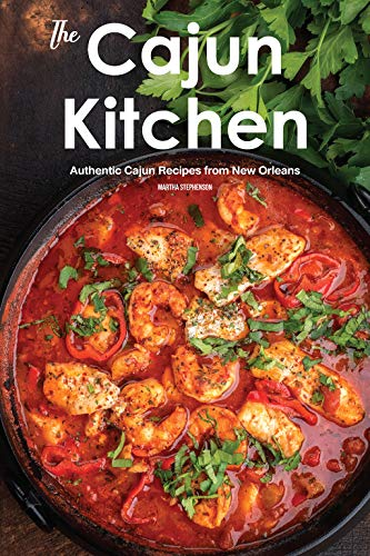 Search : The Cajun Kitchen: Authentic Cajun Recipes from New Orleans