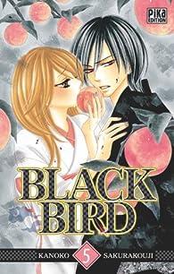 Black Bird, tome 5 par Kanoko Sakurakouji