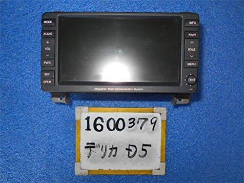 三菱 純正 デリカD5 CV系 《 CV5W 》 マルチモニター P41700-16003018 B01NBFHEQO