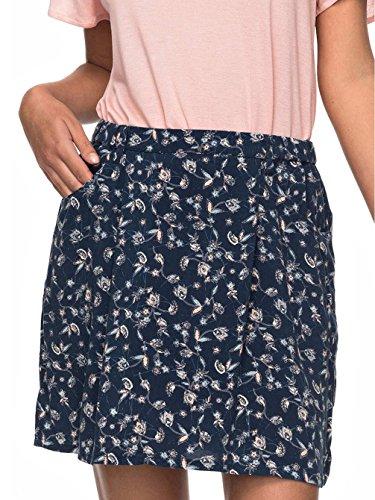 Roxy Ladies Little Inagua Skirt - Blue (Blue Skirt Roxy)
