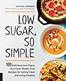 recipes for so - Low Sugar, So Simple