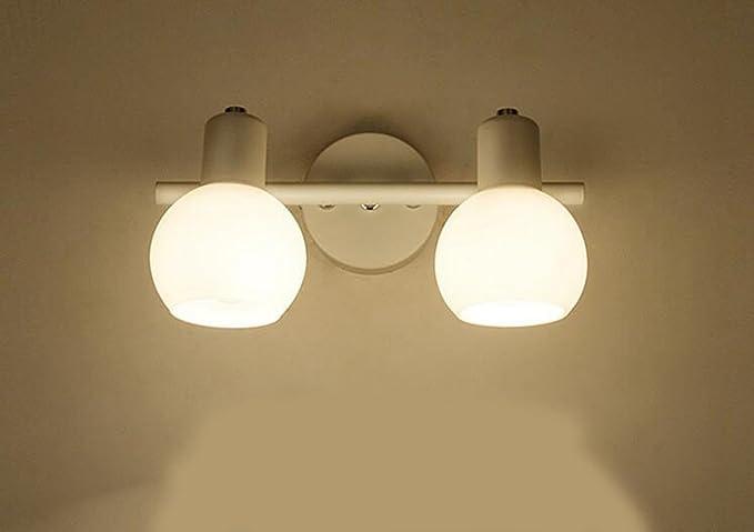 Longless americani luci specchio led wc doccia lavabo luci armadio a