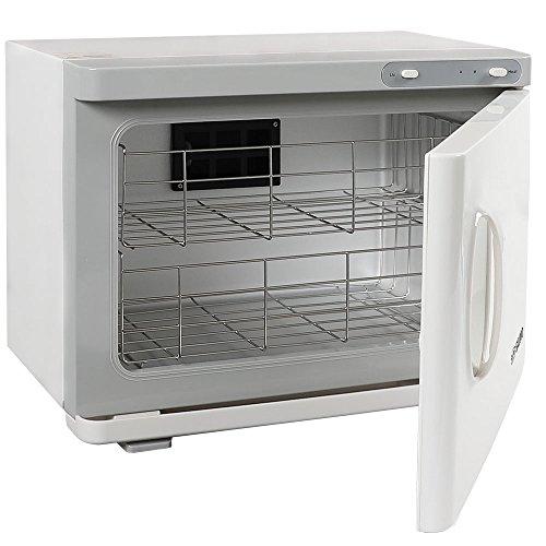 TISPRO SX1000 Hot Towel Cabinet 24 Towel (Hot Cabinet)