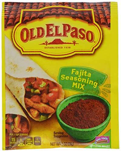 Old El Paso Fajita Seasoning Mix, 1 oz
