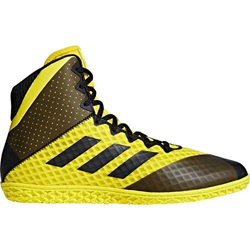 おいしい一掃するオフェンス(アディダス) adidas メンズ レスリング シューズ?靴 Mat Wizard 4 Wrestling Shoes [並行輸入品]