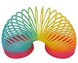 i am bread app - Children Rainbow Magic Spring Circle Slinky Magic Circle Stretchy Coil Toy Gifts