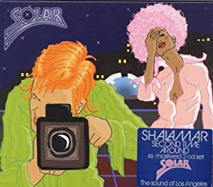 Shalamar Second Time Around Amazon Com Music