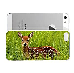 iPhone 5&5S cover case Animals Deer Zzz624