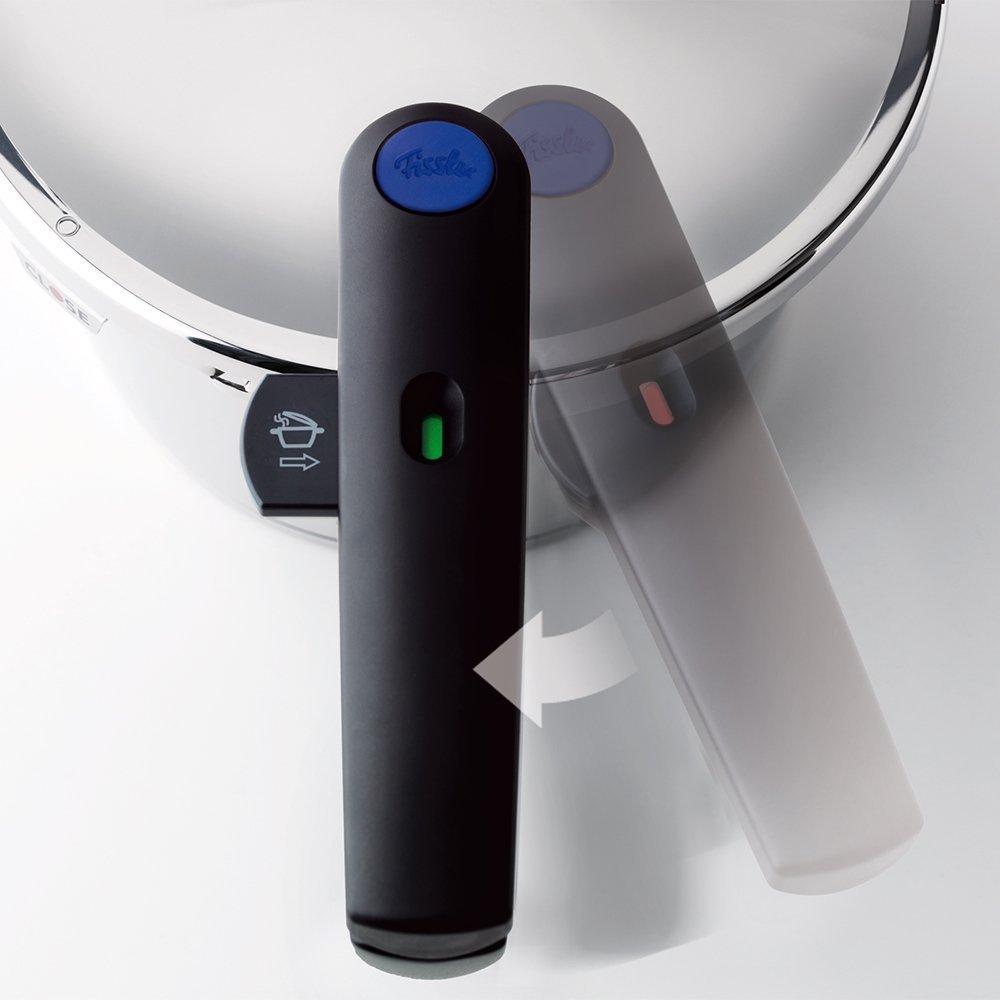 Pentola a pressione senza inserto 3,5 l 22 cm Fissler 60030003000 acciaio inossidabile acciaio