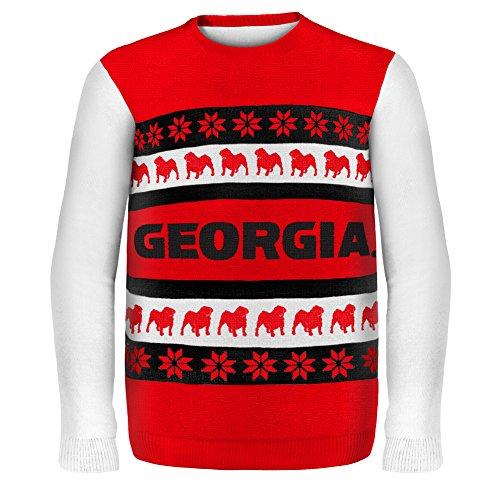 Georgia Bulldogs Ugly Christmas Sweaters - Christmas Gifts for ...