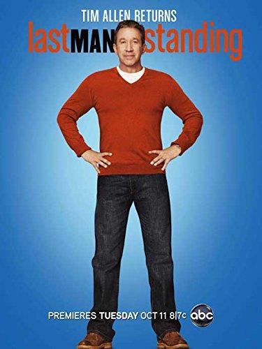 Last Man Standing (TV) POSTER (11