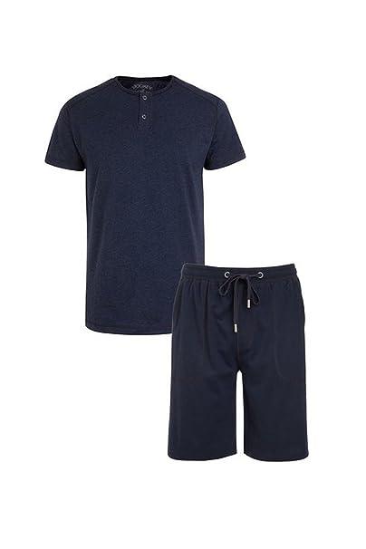 Jockey - Pijama - para hombre azul marino Small