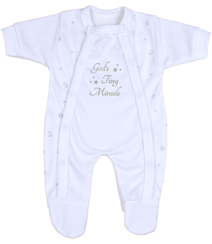 BabyPrem Fr/ühchen Baby Schlafanzug Taufe Gott Kleidung Jungen M/ädchen