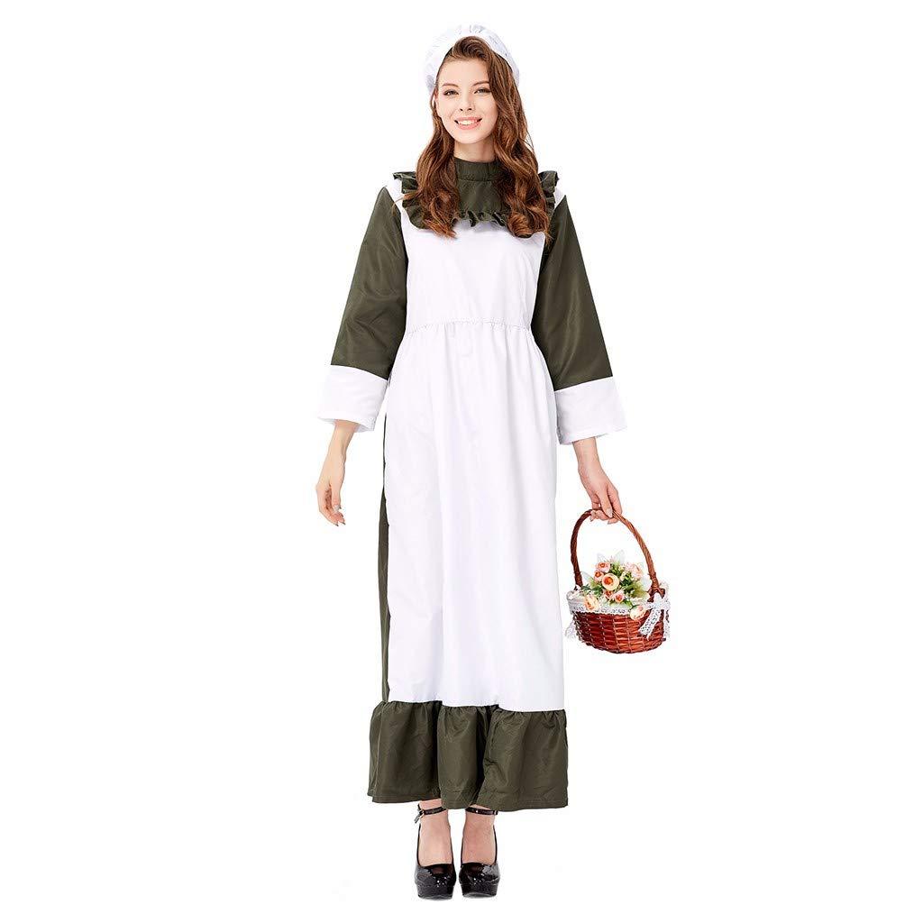 GNYD Mujer Uniforme Traje Tradicional de Disfraz Cosplay ...