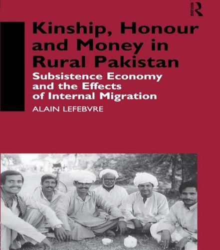 Download Kinship, Honour and Money in Rural Pakistan: Subsistence Economy and the Effects of International Migration (Nordic Institute of Asian Studies Monograph Series) Pdf