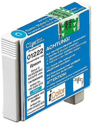 Tinte: Tintentank für EPSON ersetzt T04424010 cyan