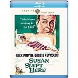 Susan Slept Here [Blu-ray]