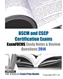 CPIM BSCM and CSCP Certification Exams ExamFOCUS Study Notes and Review Questions 2014, ExamREVIEW, 1493539515