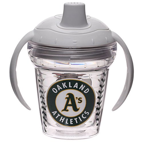 Oakland Athletics Tervis 6oz. Mascot Sippy Cup