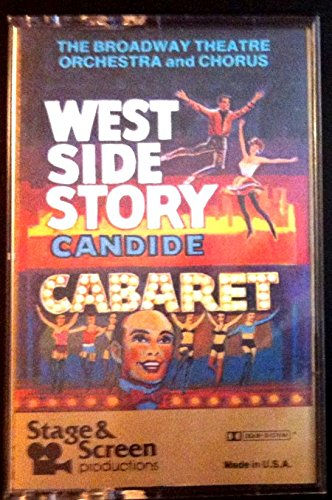 West Side Story: Candide Overture; Cabaret: Stop the World, Oliver, the Pajama Game
