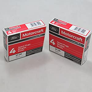 2. Motorcraft Spark Plug SP546 Set Of 8