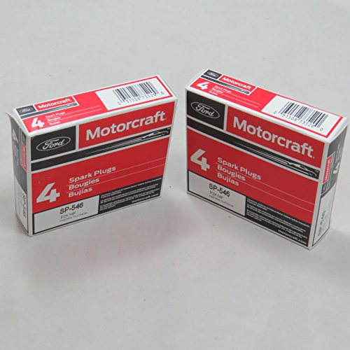 (Motorcraft Spark Plug SP546 Set Of 8)