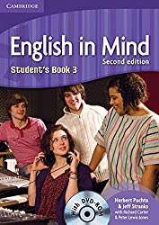 English in Mind Level 3 Student's Book with DVD-ROM: Level 3