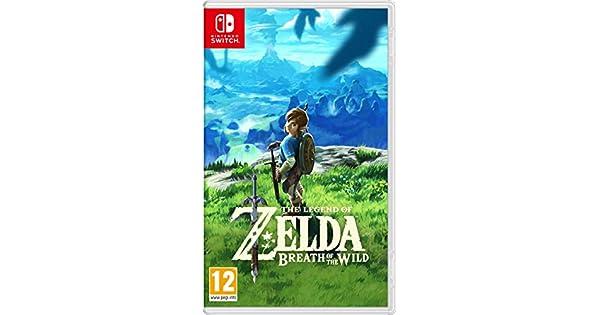 The Legenda of Zelda: Breath of the Wild (Ws): Amazon.es: Videojuegos