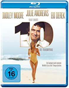 10 - Die Traumfrau [Alemania] [Blu-ray]