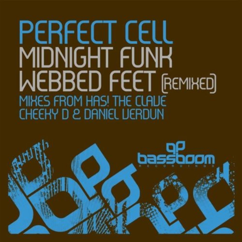 Webbed Feet (Daniel Verdun Remix) (Feet Webbed)