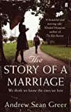 The Story of a Marriage by Andrew Sean Greer front cover