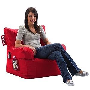 Big Joe Dorm Chair, Red a hot new color!