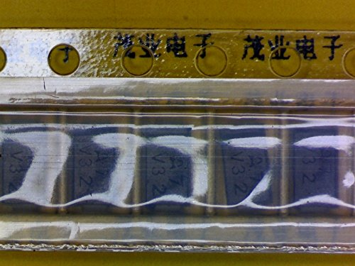 huaban 10PCS FM4007-T SMA DO-214AC Marking V32 Rectifier Diode Single Tube