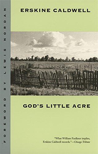 - God's Little Acre: A Novel (Brown Thrasher Books Ser.)
