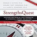 StrengthsQuest: Discover and Develop Your Strengths in Academics, Career, and Beyond Audiobook by Donald O. Clifton, Edward