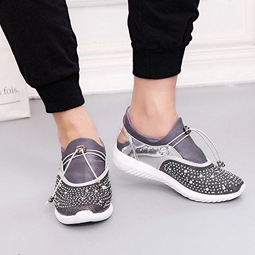 Breathable Shoes Plata Sports Mesh Zarupeng Casual Sneakers Running Unisex wFxXq4f