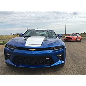 Ford Mustang GT vs Chevy Camaro SS: Mashup Review - TFL Leaderboard Hot or Not